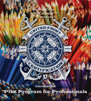 United Front: Introduction to Plurality for Professionals Pilot